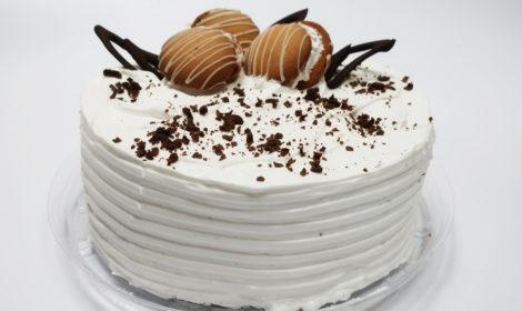 Новинка! Торт «Сметанно-маковый» новый
