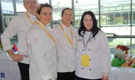 С 15 по 19 февраля 2020 года в Штутгарте (Германия) состоялась  Всемирная олимпиада – IKA